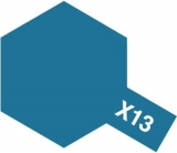 X-13 - Metallic Blue acryl 23 ml