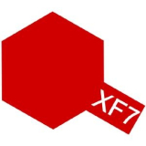 XF-7 - Flat Red acryl 23 ml