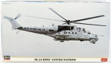 Mi-24 HIND ´United Nations´; 1:72