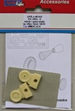 FW 190 A-4 wheels + masks; 1:48