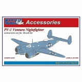 PV-1 Ventura Nightfighter, conversion set for Revell; 1:48