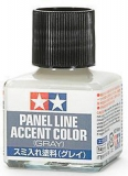 Panel Line Accent Color Gray; 40 ml
