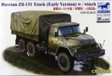 Russian Zil-131 (Early version) w/winch; 1:35