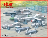 Soviet Air-to-Surface Aircraft Armament; 1:72