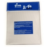 Safe Bag Siva Li-Pol vel. L, 180x230 mm