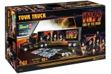 KISS Tour Truck Gift Set; 1:32