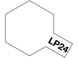 LP-24 - Semi Gloss Clear Lacquer paint 10 ml