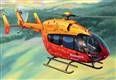 Eurocopter EC145 Demonstrator; 1:72