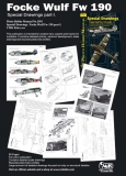 CMK Focke Wulf Fw 190 Photo Manual; part I.