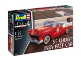 ´55 Chevy Indy Pace Car; 1:25
