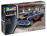 ´56 Chevy Custom; 1:24