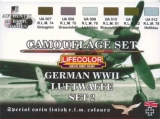 German WW II Luftwafe SET 2