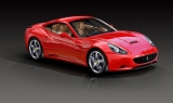 Ferrari California (close top); 1:24