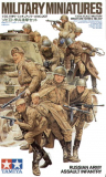 Russian Army Assault Infantry; 1:35
