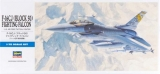 F-16CJ (Block 50) Fighting Falcon; 1:72