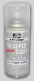 Mr.Super Clear UV Cut Gloss (Lak lesklý s UV) 170 ml