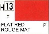 H13 Flat Red 10 ml