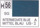 H56 Intermediate Blue Semigloss 10 ml