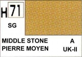 H71 Middle Stone Semigloss 10 ml