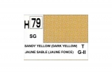 H79 Dark Yellow (Sendy Yellow) Semigloss 10 ml
