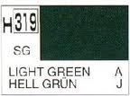 H319 Light Green Semigloss 10 ml