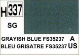 H337 FS35237 Greyish Blue Semigloss 10 ml