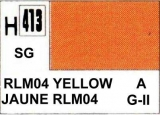 H413 RLM04 Yellow Semigloss 10 ml