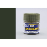 C23 Mr.Color Dark Green 2 Semigloss 10 ml