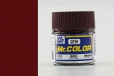 C29 Mr.Color Hull Red Semigloss (Battle Ship) 10 ml