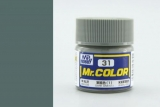 C31 Mr.Color Dark Grey 1 Semigloss 10 ml
