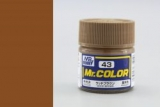 C43 Mr.Color Wood Brown Semigloss 10 ml