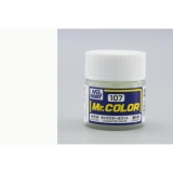 C107 Mr.Color Character White Semigloss 10 ml