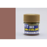 C119 Mr.Color RLM79 Sand Yellow Semigloss 10 ml