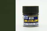 C120 Mr.Color RLM80 Olive Green Semigloss 10 ml