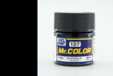 C137 Mr.Color Tire Black Flat 10 ml