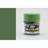 C312 Mr.Color FS34227 Green (Israeli KFIR C-2) Semigloss 10 ml