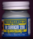 Mr.Surfacer 1200; 40 ml