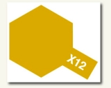 X-12 - Gold Leaf acryl mini 10 ml