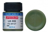 UA 006 Green mimetic; acrylic 22 ml