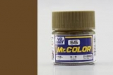C55 Mr.Color Khaki flat (IJN-UK Combat Uniform) 10 ml