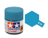 X-14 - Sky Blue acryl mini 10 ml