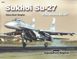 Sukhoi Su-27 Walk Around No.47