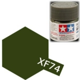 XF-74 - Olive Drab (JGSDF) acryl mini 10 ml