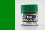 C66 Mr.Color Bright Green gloss 10 ml