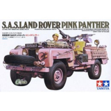 S.A.S. Land Rover Pink Panther; 1:35