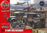 D-Day Air Assault Gift SET; 1:72