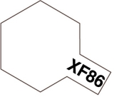 XF-86 - Flat Clear acryl mini 10 ml