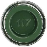 117 - US Light Green matt; enamel 14 ml