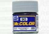 C90 Mr.Color Shine Silver Metalic 10 ml
