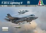 Lockeed Martin F-35A Lightning II; 1:72